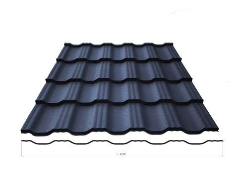 Germania plieninė stogo danga